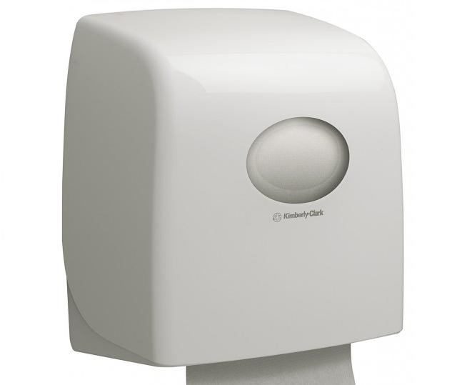 Диспенсер для полотенец рулонных Kimberly-Clark Aquarius SlimRoll (6953)